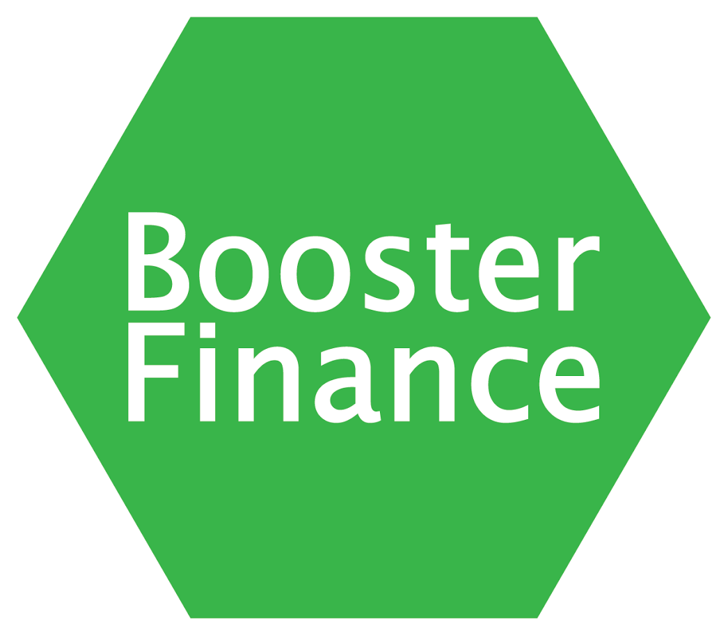 Booster Finance Sign