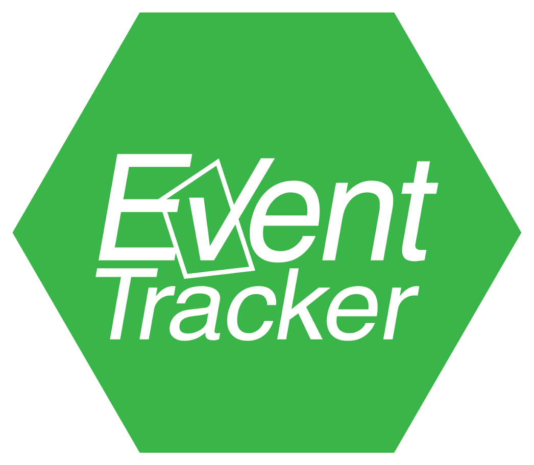 Event Tracker Sign
